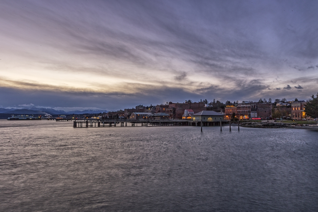 Port Townsend Commercial Real Estate- Garing